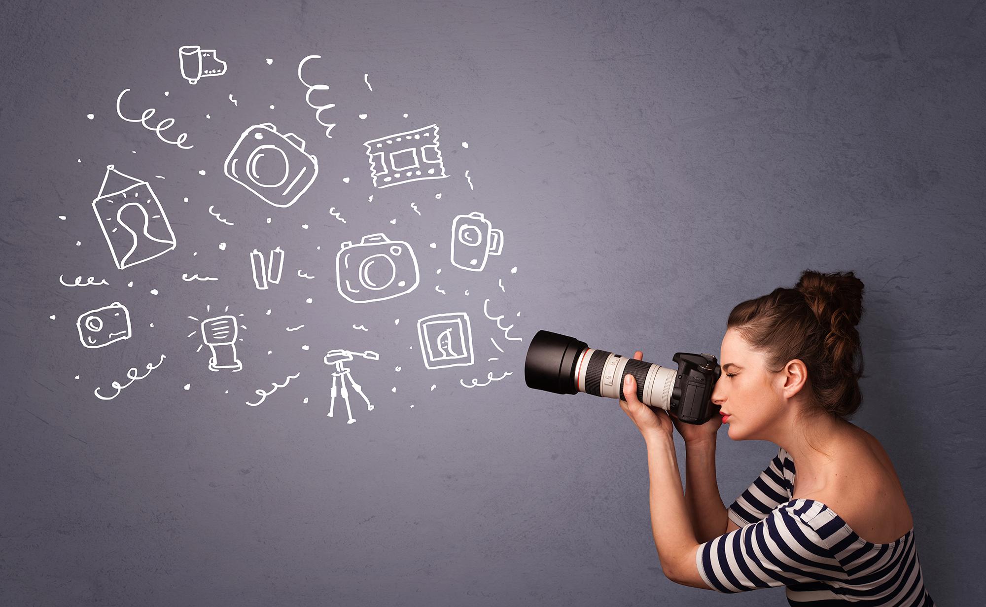 Fotografia é profissão que garante diferentes experiências
