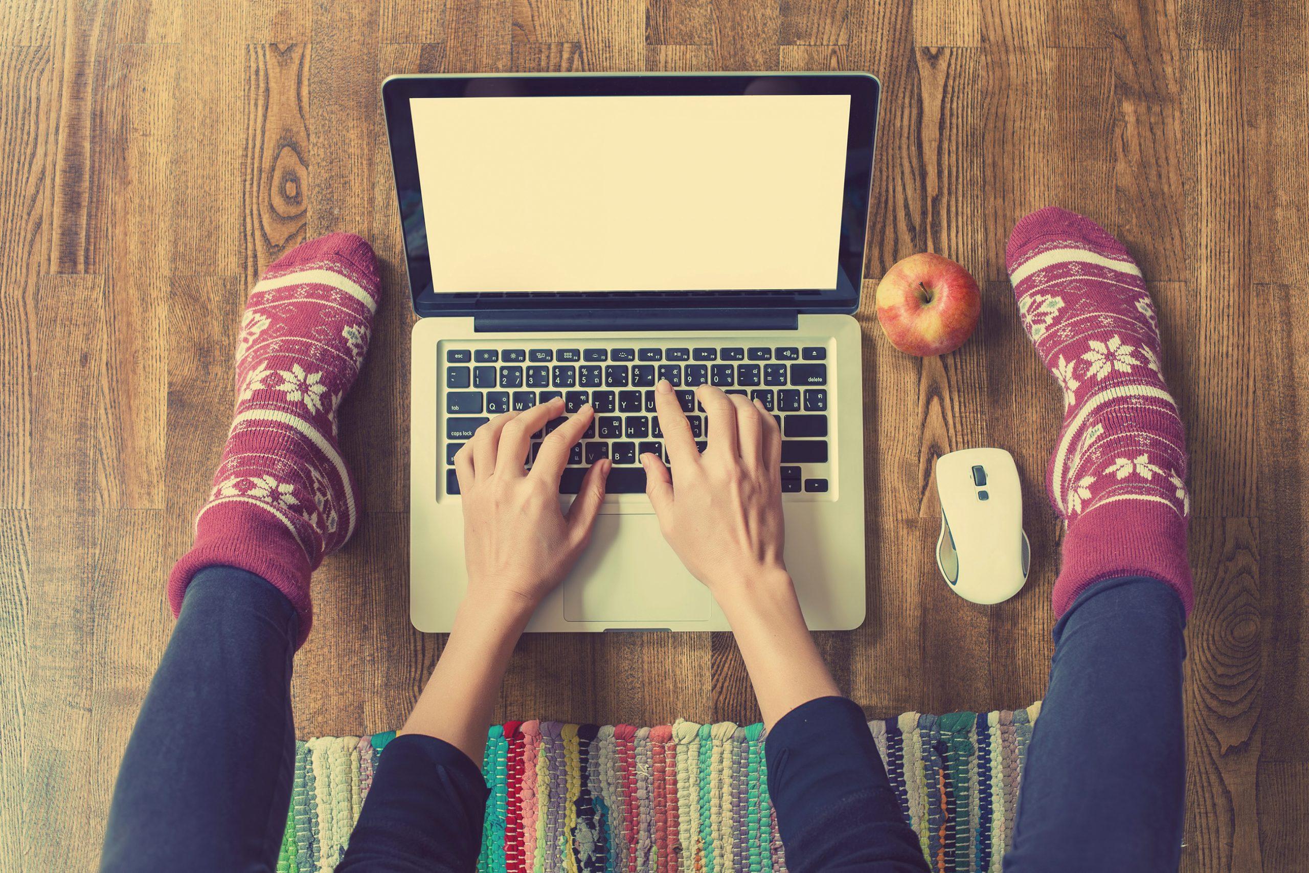 Curso flexível possibilita 40% de aulas on-line para estudar em qualquer lugar
